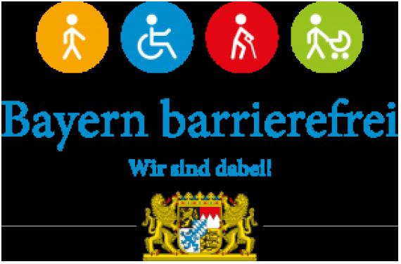 Icon bayern barrierefrei
